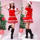 コスプレ 2011新作 【サンタクロース】 コスチューム(4点入り) LY6301 - 縮小画像3