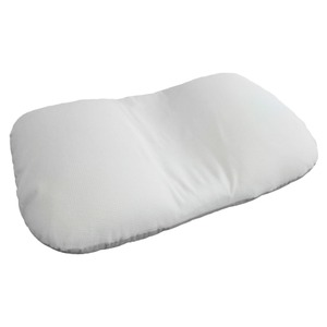 横向き寝対応 低反発枕 綿100% 日本製 - 拡大画像