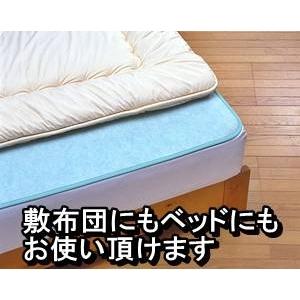 日本製 湿気吸収マット(除湿マット)  シングル