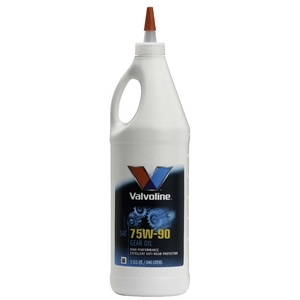 Valvoline(バルボリン) エンジンオイル HP GEAR GL-5 75W-90 1QT×12本の詳細を見る