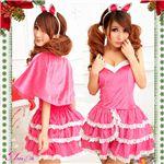 【クリスマスコスプレ 衣装】サンタクロースセット s013