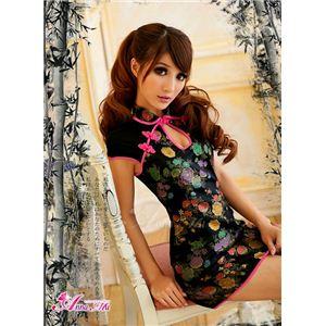 コスプレ 豪華刺繍セクシーミニスカチャイナ z656 h02