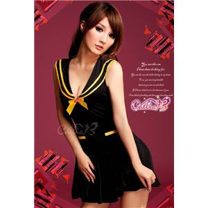 コスプレ セクシー女子高生セーラー服 z307-4 - 拡大画像