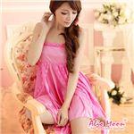 Sピンクベビードール/スリップ/f450/ハロウィン/衣装