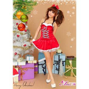 【クリスマスコスプレ】サンタクロース セット/コスチューム/s022 - 拡大画像