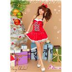 コスプレ 2012年新作 クリスマス☆サンタクロース セット/コスチューム/s022