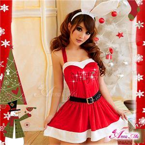 【クリスマスコスプレ 衣装】サンタクロース セット/コスチューム/s007 - 拡大画像