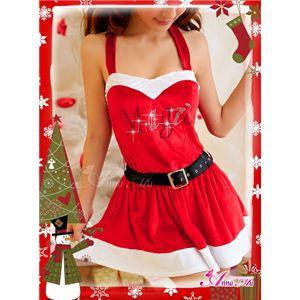 【訳あり・在庫処分】【クリスマスコスプレ 衣装】サンタクロース セット/コスチューム/s007 h03