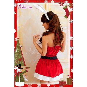【訳あり・在庫処分】【クリスマスコスプレ 衣装】サンタクロース セット/コスチューム/s007 f04