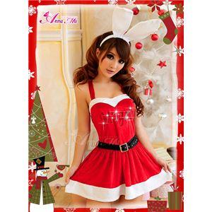 【訳あり・在庫処分】【クリスマスコスプレ 衣装】サンタクロース セット/コスチューム/s007 f05