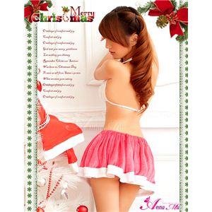【クリスマスコスプレ】サンタクロース セット/コスチューム/s011