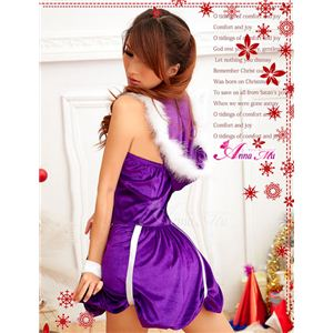 【クリスマスコスプレ】サンタクロース セット/コスチューム/s019の写真4