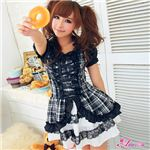 コスプレ 2012年新作 メイドコスチュームセット/z905/衣装