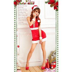 クリスマス☆サンタクロースコスプレセット/コスチューム/s008の写真2