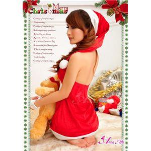 クリスマス☆サンタクロースコスプレセット/コスチューム/s008の写真3