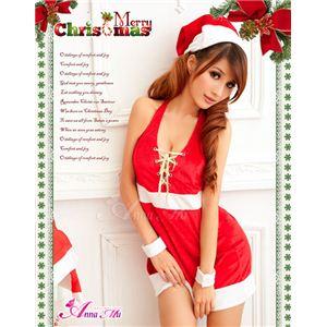 クリスマス☆サンタクロースコスプレセット/コスチューム/s008の写真4
