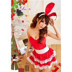 【クリスマスコスプレ】サンタクロースコスプレセット/コスチューム/s006の写真5
