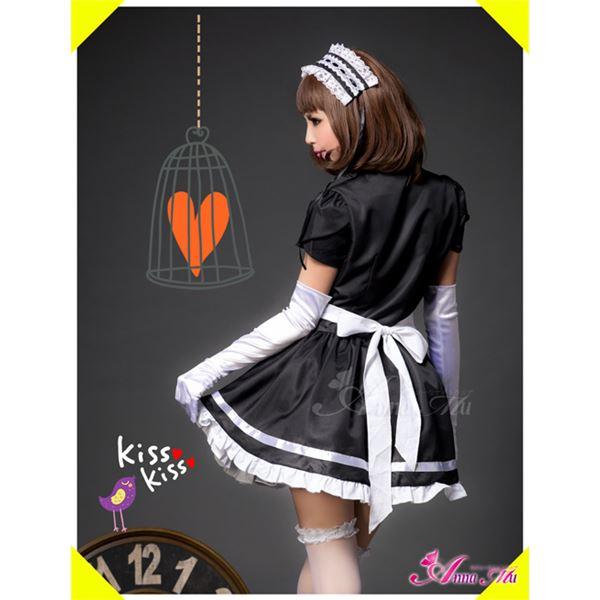 胸元ハートメイド服z1173