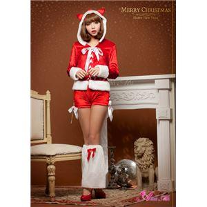 【クリスマスコスプレ】サンタクロースコスプレセット/コスチューム/s023の写真2