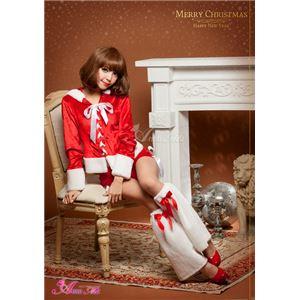 【クリスマスコスプレ】サンタクロースコスプレセット/コスチューム/s023の写真3