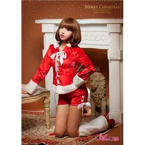 【クリスマスコスプレ】サンタクロースコスプレセット/コスチューム/s023の写真4