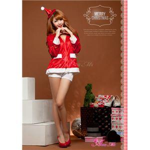 【クリスマスコスプレ】サンタクロースコスプレセット/コスチューム/s024の写真3