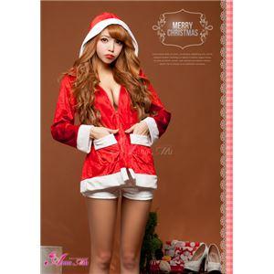 【クリスマスコスプレ】サンタクロースコスプレセット/コスチューム/s024の写真4