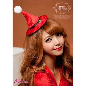 【クリスマスコスプレ】サンタクロースコスプレセット/コスチューム/s024の写真5