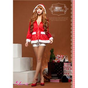 【クリスマスコスプレ】サンタクロースコスプレセット/コスチューム/s024の写真6
