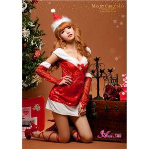 【クリスマスコスプレ】サンタクロースコスプレセット/コスチューム/s027の写真3
