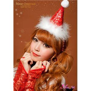 【クリスマスコスプレ】サンタクロースコスプレセット/コスチューム/s027の写真5