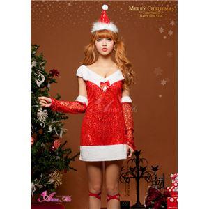 【クリスマスコスプレ】サンタクロースコスプレセット/コスチューム/s027の写真6