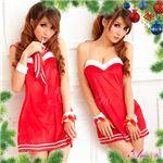 【クリスマスコスプレ】サンタクロースコスプレセット/コスチューム/s030