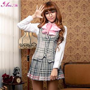 z1357 女子高生 制服 OL コスプレ衣装 通販 - 拡大画像