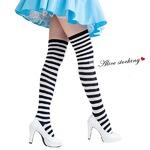 コスプレ 不思議の国のアリス 靴下 ニーソックス コスプレ 衣装 コスチューム