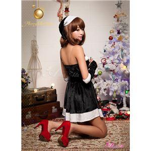 コスプレ コスチューム ドレス ワンピース アームカバーs005-bk 黒