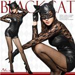 コスプレ コスチューム アニマル 猫耳 黒猫 ねこみみ アニマル の画像