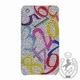 デコキラキラSoftBank/au ナンバー iPhone4S マルチカラークリスタル