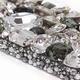 iPhone 4S/4 Case Big 3D Jewel クリスタル&ブラックダイヤ スマホカバービッグジュエル付き - 縮小画像4