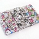 iPhone 4S/4 Case Big 3D Jewel スプリングカラーMix スマホカバービッグジュエル付き - 縮小画像6