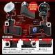 【小型カメラ】両面赤外線LEDライト付ハンディ型フルハイビジョンダブルカメラ/ドライブレコーダー - 縮小画像3