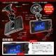 【小型カメラ】2.7インチモニター付プレイヤー型ハイビジョンダブルカメラ/ドライブレコーダー - 縮小画像3