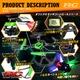 【RCオリジナルシリーズ】小型カメラ搭載ラジコン クアッドコプター ドローン 2.4GHz 4CH対応 6軸ジャイロ搭載 3Dアクション フリップ飛行 『Aviator』(OA-2670) VGA 30FPS - 縮小画像4