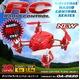 【RCオリジナルシリーズ】ラジコン クアッドコプター ドローン 2.4GHz 4CH対応 6軸ジャイロ搭載 3Dアクション フリップ飛行『CrotoX』(OA-2620) - 縮小画像1
