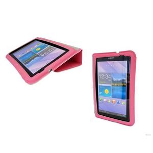 GALAXY Tab 7.0 Plus スリムスマートカバー 3点セット ピンク