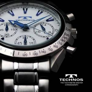 TECHNOS(テクノス) クロノグラフ 限定モデル T2111SS 【メンズ 腕時計】 - 拡大画像