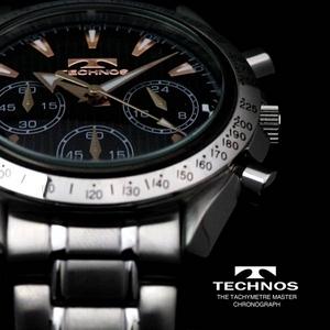 TECHNOS(テクノス) クロノグラフ 限定モデル T2111SP 【メンズ 腕時計】 - 拡大画像