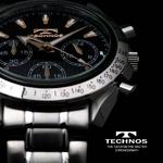 TECHNOS(テクノス) クロノグラフ 限定モデル T2111SP 【メンズ 腕時計】