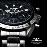 TECHNOS(テクノス) クロノグラフ 限定モデル T2111SB 【メンズ 腕時計】