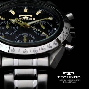 TECHNOS(テクノス) クロノグラフ 限定モデル T2111SG 【メンズ 腕時計】 - 拡大画像